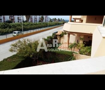Alquiler apartamento en la urbanización Mar de Plata en Zahara