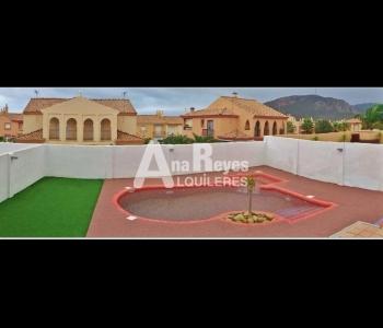 Chalet con piscina privada en Zahara de los Atunes