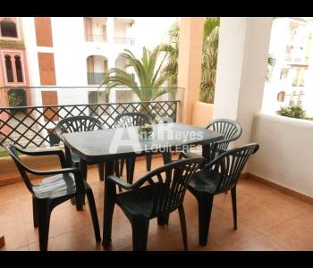 Alquiler de cómodo apartamento en Zahara de los Atunes