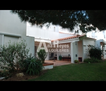 Alquiler de estupenda casa en La Loma de Santi Petri Chiclana
